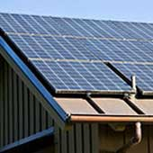 San Francisco Bay Area Green Builder uses Solar Panels