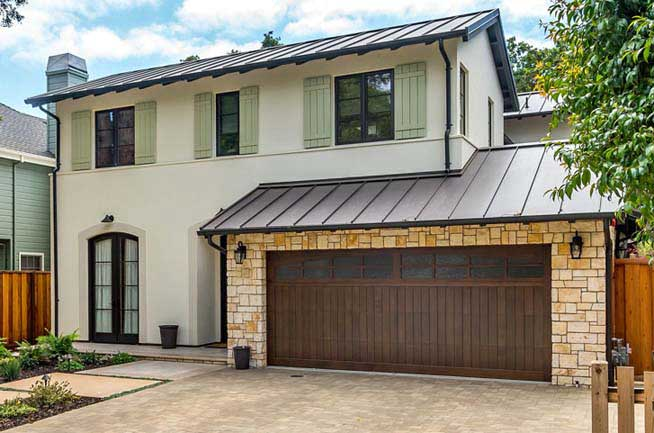 Menlo Park Custom Home Builder
