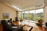 Los Gatos Hillside Custom Home Construction
