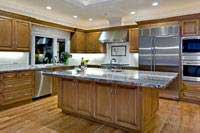 Los Altos Hills Kitchen Design