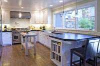 Menlo Park Kitchen Design